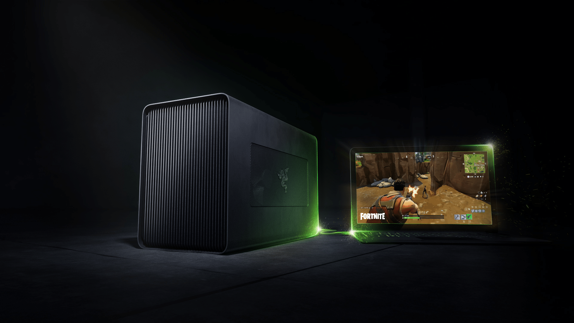 The Razer Core X External GPU Enclosure Is A Toned Down Razer Core V2