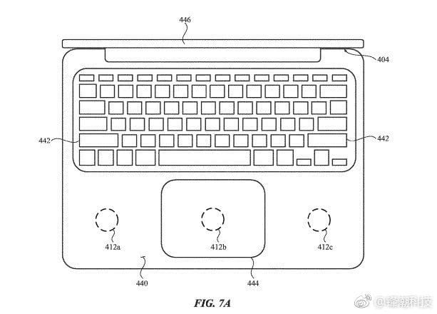 New Patent From Apple Show Wireless Charging For New MacBook