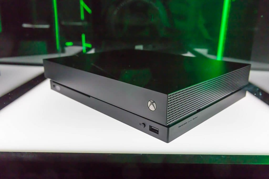 Xbox is not connected to a WIFI